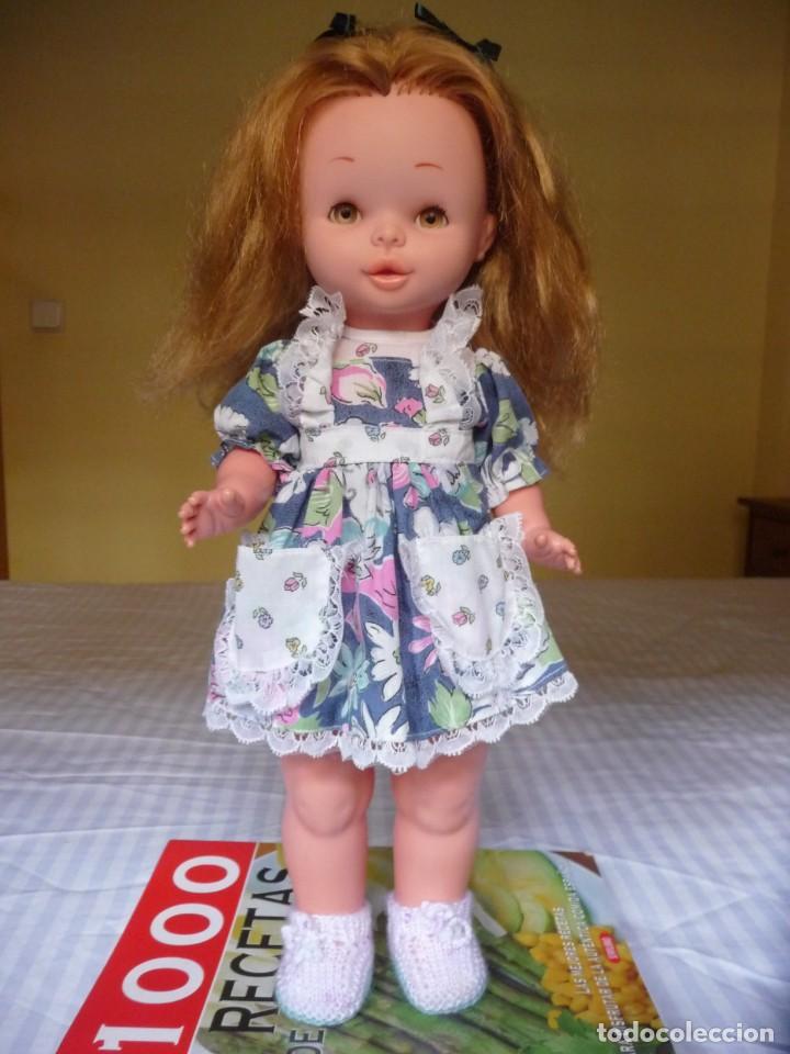 Otras Muñecas de Famosa: MARGOT DE FAMOSA ORIGINAL DE LOS AÑOS 70 EPOCA NANCY RUBIA OJOS MARRON MARGARITA DIFICIL - Foto 5 - 143913878