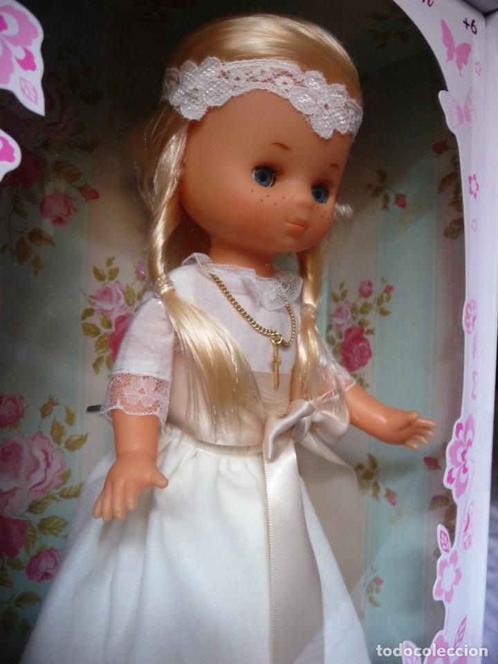 Otras Muñecas de Famosa: Muñeca Lesly de famosa reedicion comunion coleccion nueva en caja tu la estrenas - Foto 3 - 143916030