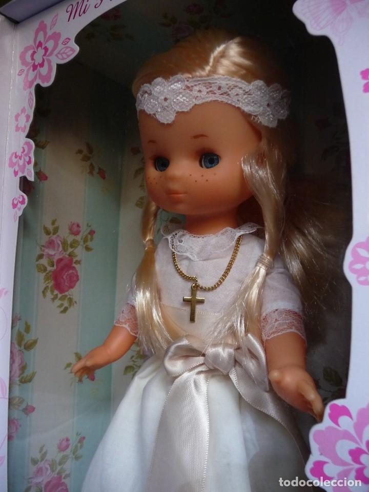 Otras Muñecas de Famosa: Muñeca Lesly de famosa reedicion comunion coleccion nueva en caja tu la estrenas - Foto 4 - 143916030