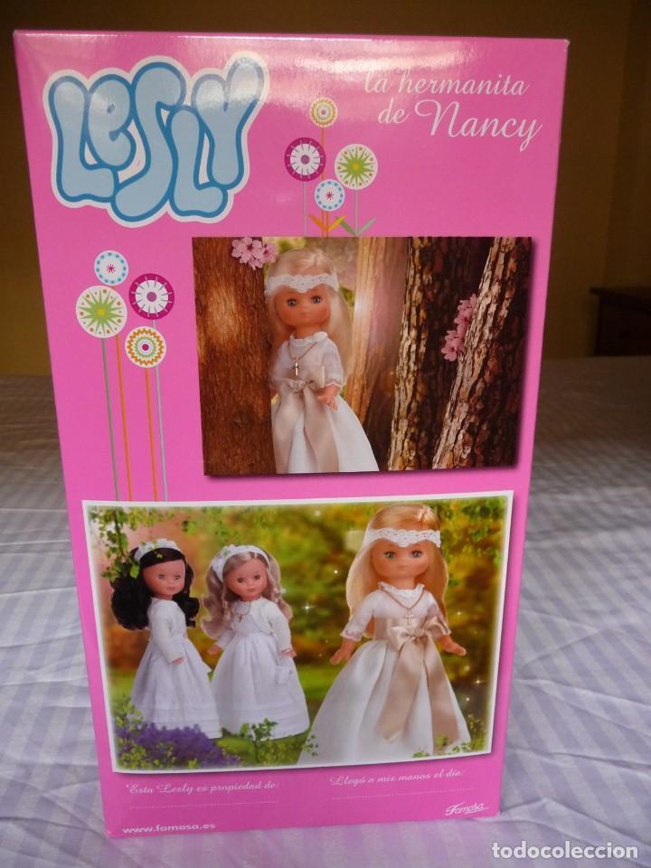 Otras Muñecas de Famosa: Muñeca Lesly de famosa reedicion comunion coleccion nueva en caja tu la estrenas - Foto 5 - 143916030