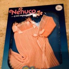 Otras Muñecas de Famosa: CONJUNTO DE NENUCO Y NENUCA NUEVO EN CAJA. Lote 143938530
