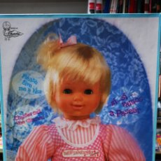 Otras Muñecas de Famosa: FAMOSA BABY PALABRITAS RESPONDE. Lote 144373036