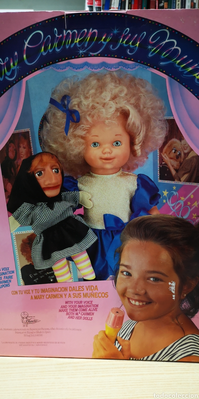 Otras Muñecas de Famosa: Mary Carmen y sus muñecos de famosa - Foto 7 - 144384908