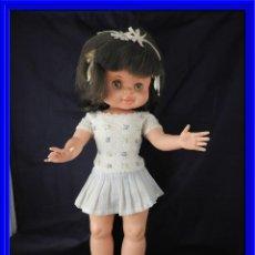 Otras Muñecas de Famosa: MUÑECA DE FAMOSA 50 CM DE ALTURA OJOS DURMIENTES. Lote 145058194