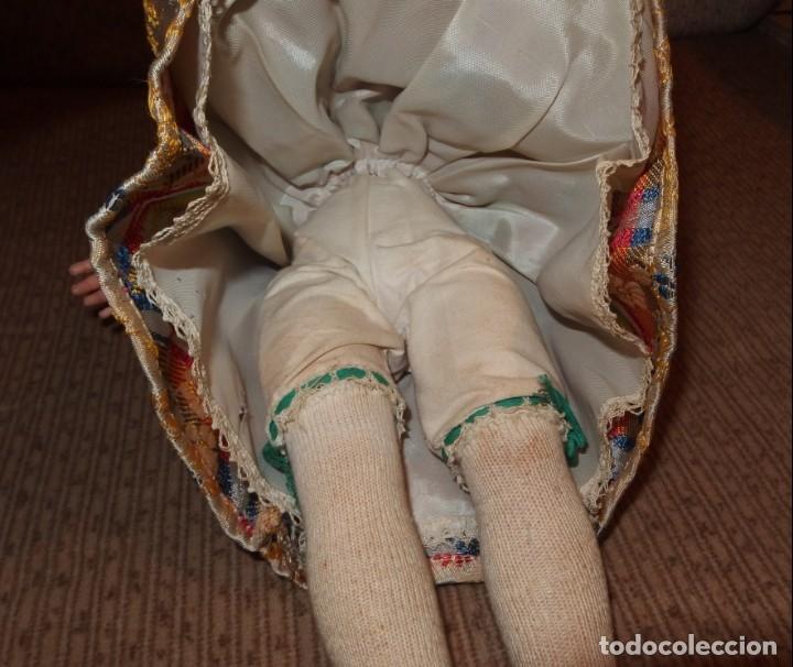 Otras Muñecas de Famosa: MARY POPPINS DE FAMOSA,WALT DISNEY,VESTIDA DE VALENCIANA FALLERA,CAJA ORIGINAL,AÑO 1964 - Foto 7 - 145228318