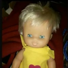 Otras Muñecas de Famosa: MUÑECO CURRIN DE FAMOSA RUBIO OJOS AZULES.. Lote 146711760