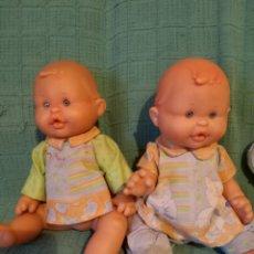Otras Muñecas de Famosa: MUÑECO MELLIZOS DE FAMOSA. Lote 146912412