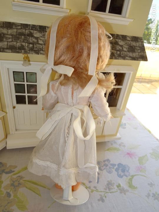 Otras Muñecas de Famosa: ANTIGUA MUÑECA EVELIN DE FAMOSA AÑOS 50/60 - Foto 4 - 147029734