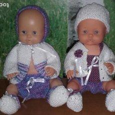 Otras Muñecas de Famosa: 2 MUÑECAS NENUCO DE FAMOSA. Lote 105228871