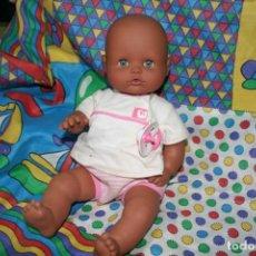 Otras Muñecas de Famosa: MUÑECA MUÑECO FAMOSA NENUCO NENUCA ANTIGUO NEGRITO MULATO . Lote 148178706