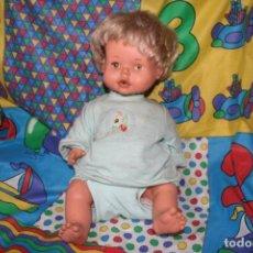 Otras Muñecas de Famosa: MUÑECA MUÑECO ANTIGUO MARCADO FAMOSA OJOS MARGARITA. Lote 148179502