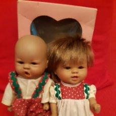 Otras Muñecas de Famosa: MUÑECOS BEBETINES. Lote 148193268