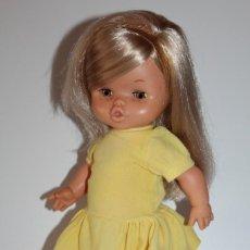 Otras Muñecas de Famosa: MUÑECA NIEVES DE FAMOSA - AÑOS 70. Lote 148278362