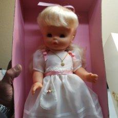 Otras Muñecas de Famosa: MUÑECA MARIA PRIMERA COMUNIÓN FAMOSA AÑO 1989 EN CAJA ORIGINAL. Lote 148557188