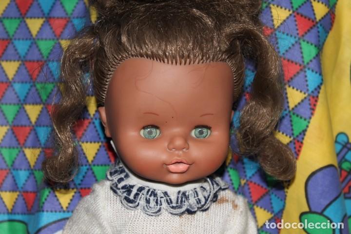 Otras Muñecas de Famosa: Antigua muñeca de famosa negrita 1989 - Foto 2 - 149366658