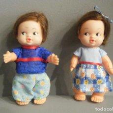 Otras Muñecas de Famosa: PAREJA DE MUÑECOS DE FAMOSA AÑOS 70. Lote 149623258