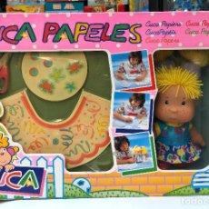 Otras Muñecas de Famosa: CUCA PAPELES DE FAMOSA. Lote 150294630