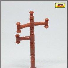Otras Muñecas de Famosa: PIN Y PON PINYPON SUPERMERCADO CASA GRANDE GRANJA MALETIN SOPORTE. Lote 150302814