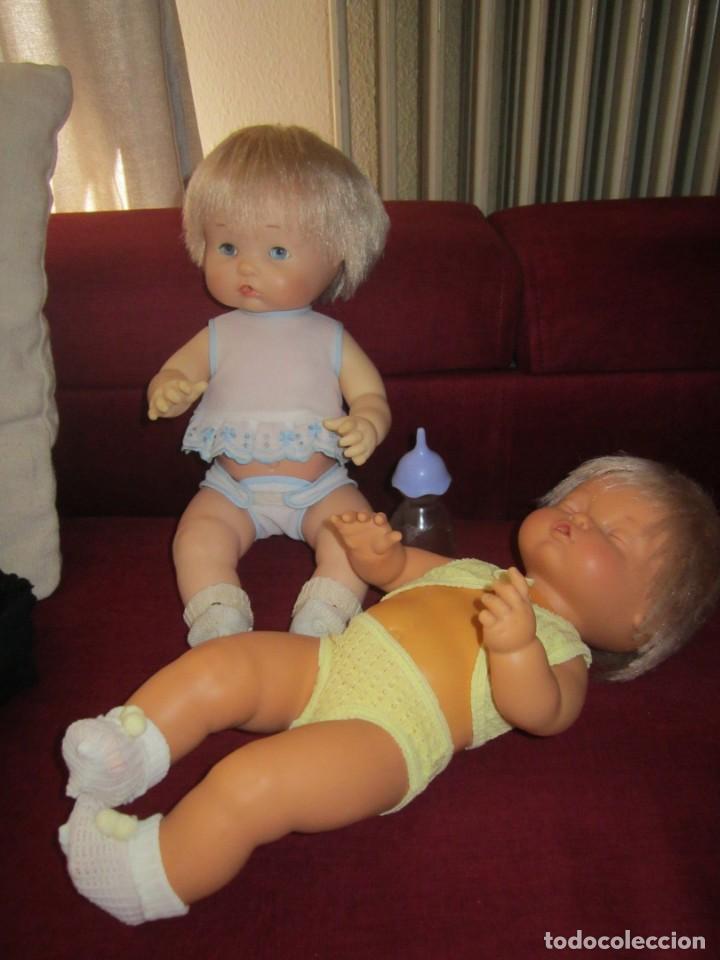 Otras Muñecas de Famosa: ANTIGUO MUÑECO NENUCO. 2 MUÑECOS NENUCO. NENUCO NUNCA VISTO CON OJOS CERRADOS - Foto 6 - 150740042