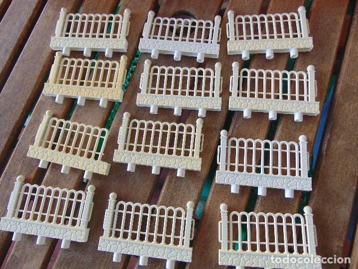 Otras Muñecas de Famosa: CHALET MALETIN CASA DE PIN Y PON DE FAMOSA LAS PIEZAS QUE SE VEN EN LAS FOTOS - Foto 7 - 150949098
