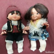 Otras Muñecas de Famosa: PAREJA MAÑOS DE FAMOSA. Lote 151040278