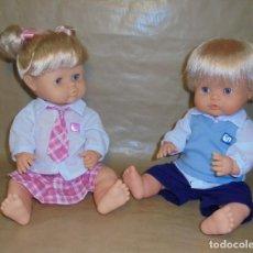 Otras Muñecas de Famosa: MUÑECOS NENUCO COLEGIALES DE FAMOSA - COLEGIO ESCUELA - MUÑECA NENUCA . Lote 151327826