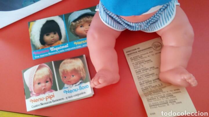 Otras Muñecas de Famosa: MUÑECO NENUCO FELIZ.FAMOSA 80S.NUEVO EN CAJA. - Foto 2 - 151475525