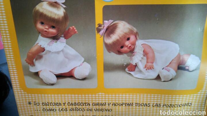 Otras Muñecas de Famosa: MUÑECO NENUCO FELIZ.FAMOSA 80S.NUEVO EN CAJA. - Foto 4 - 151475525