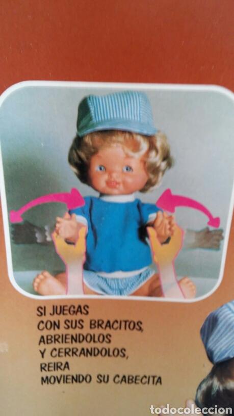 Otras Muñecas de Famosa: MUÑECO NENUCO FELIZ.FAMOSA 80S.NUEVO EN CAJA. - Foto 5 - 151475525