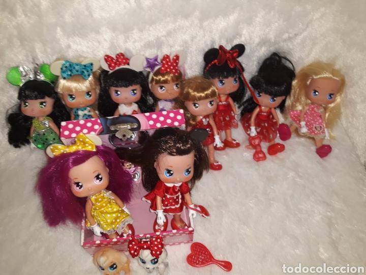 Otras Muñecas de Famosa: Lote Minnie famosa - Foto 14 - 151594537