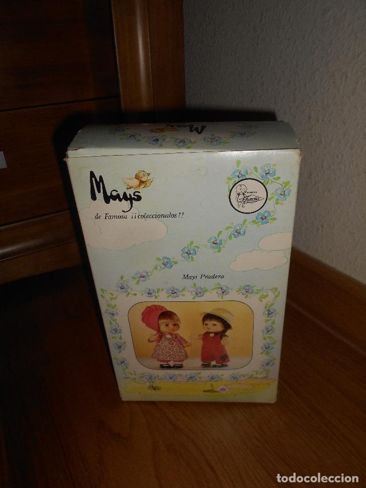 Otras Muñecas de Famosa: MUÑECA MAY NIÑA MORENA DE FAMOSA OJOS DURMIENTES - Foto 2 - 151978214