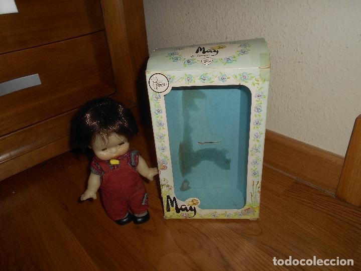 Otras Muñecas de Famosa: MUÑECA MAY NIÑA MORENA DE FAMOSA OJOS DURMIENTES - Foto 4 - 151978214