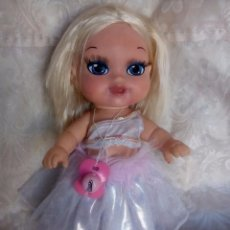 Otras Muñecas de Famosa: MUÑECA JAGGET DE FAMOSA VESTIDA DE NOVIA O FIESTA . Lote 152223274