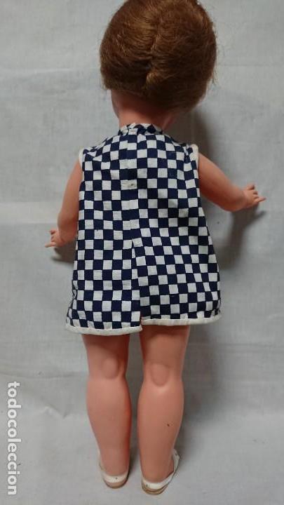 Otras Muñecas de Famosa: ANTIGUA MUÑECA MIRINDA DE FAMOSA - PELO MOHAIR - AÑOS 60 - Foto 4 - 152670810