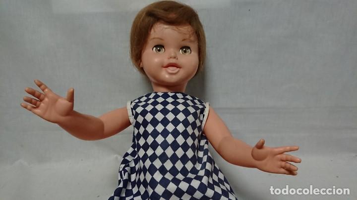 Otras Muñecas de Famosa: ANTIGUA MUÑECA MIRINDA DE FAMOSA - PELO MOHAIR - AÑOS 60 - Foto 2 - 152670810
