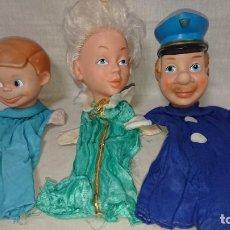 Otras Muñecas de Famosa: MARIONETAS DE CUENTO DE FAMOSA . Lote 153035606