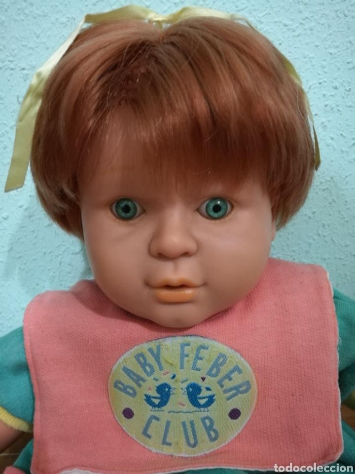 BABYFEBER NIÑA AÑO 1988 (Juguetes - Muñeca Española Moderna - Otras Muñecas de Famosa)