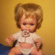 Otras Muñecas de Famosa: MUÑECO BABY MOCOSETE DE TOYSE MUÑECA. Lote 153545882