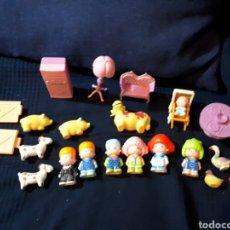 Otras Muñecas de Famosa: LOTE VARIADO PINYPON PIN Y PON SEGUNDA EPOCA FAMOSA. Lote 153589000