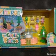 Otras Muñecas de Famosa: PIN Y PON LA CASITA DE LAS FLORES - PINYPON FAMOSA- NUEVO SIN ABRIR. Lote 153843678