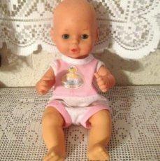 Otras Muñecas de Famosa: PRECIOSO MUÑECO BEBE PELON DE FAMOSA. Lote 153955486