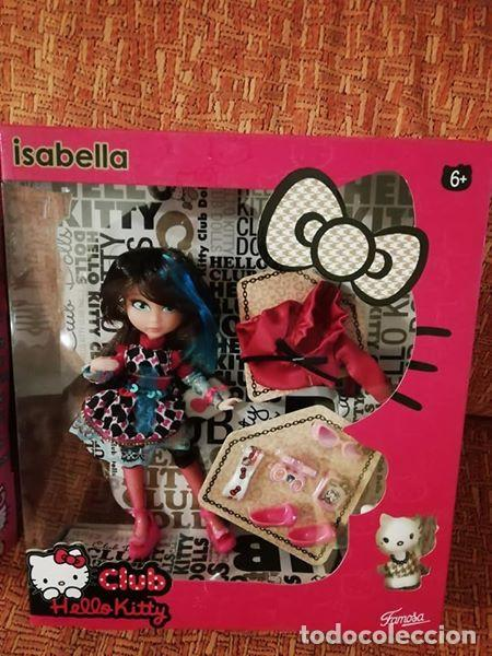 Otras Muñecas de Famosa: muñecas hello kitty club - Foto 4 - 154379726