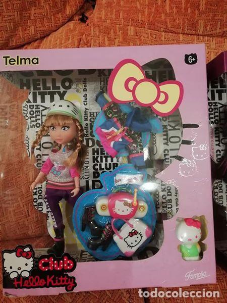 Otras Muñecas de Famosa: muñecas hello kitty club - Foto 5 - 154379726