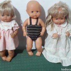 Otras Muñecas de Famosa: LOTE MUÑECAS DE FAMOSA MADE IN SPAIN. Lote 154702541