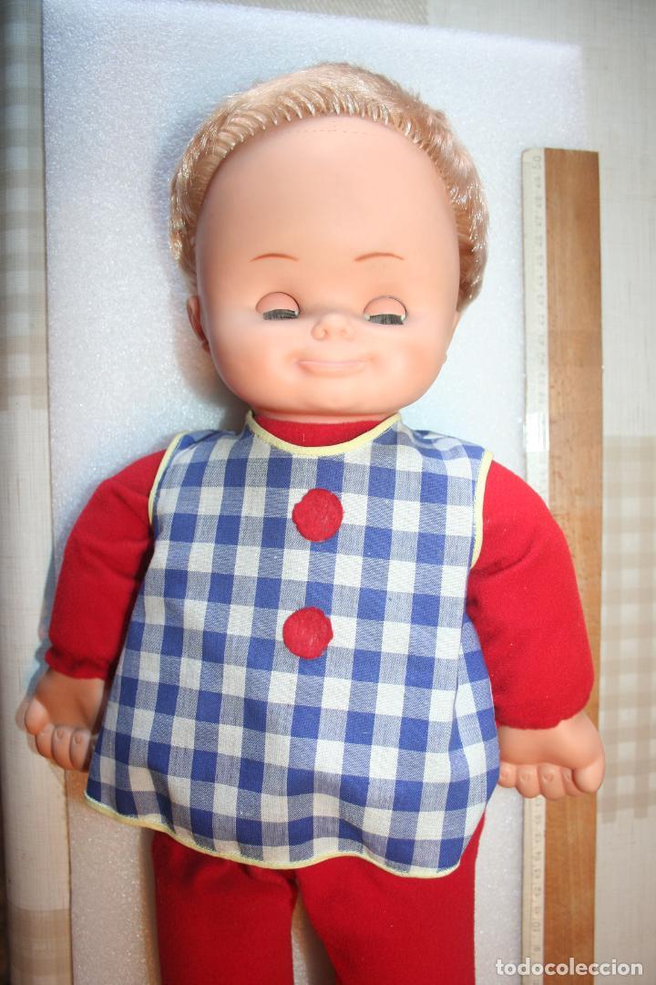 Otras Muñecas de Famosa: ANTIGUO MUÑECO MAY ANDADOR DE FAMOSA (AÑO 1976) *** Altura 47 cms *** FUNCIONA - Foto 3 - 155291202