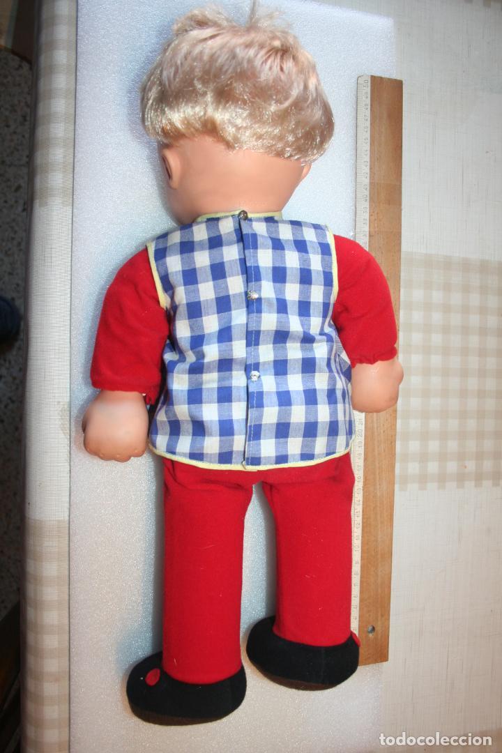 Otras Muñecas de Famosa: ANTIGUO MUÑECO MAY ANDADOR DE FAMOSA (AÑO 1976) *** Altura 47 cms *** FUNCIONA - Foto 4 - 155291202