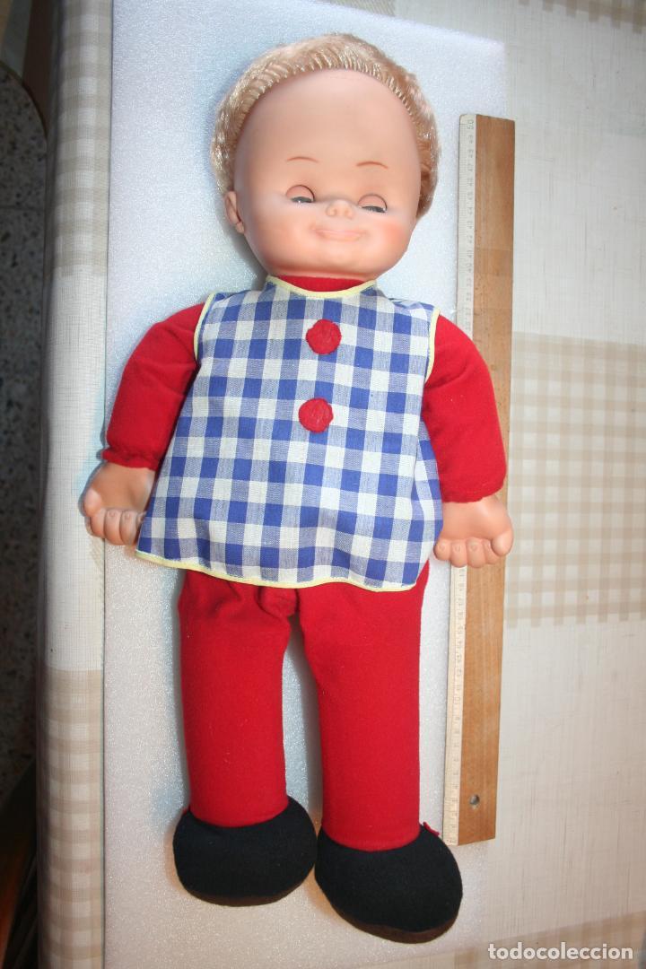 Otras Muñecas de Famosa: ANTIGUO MUÑECO MAY ANDADOR DE FAMOSA (AÑO 1976) *** Altura 47 cms *** FUNCIONA - Foto 2 - 155291202