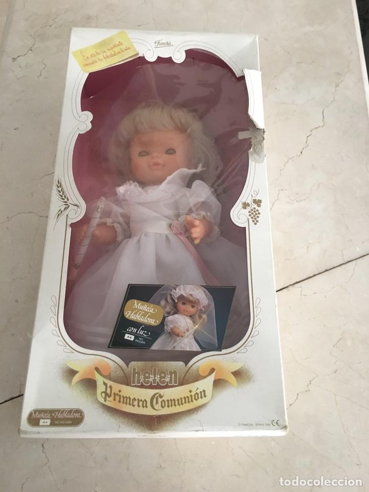 Otras Muñecas de Famosa: HELEN PRIMERA COMUNIÓN FAMOSA - Foto 6 - 155768458
