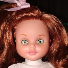 Otras Muñecas de Famosa: MUÑECA MARINA DE FAMOSA 45CM FINALES 50 PELIRROJA RAYA AL LADO. Lote 156308902
