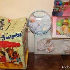 Otras Muñecas de Famosa: FANTÁSTICO LOTE DE BARRIGUITAS ANTIGUAS Y CARRUSEL OTRAS MUÑECAS. Lote 156993762